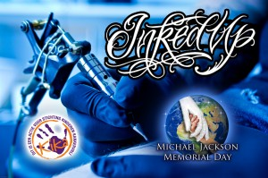 Michael Jackson Memorial Day Inked Up Breda