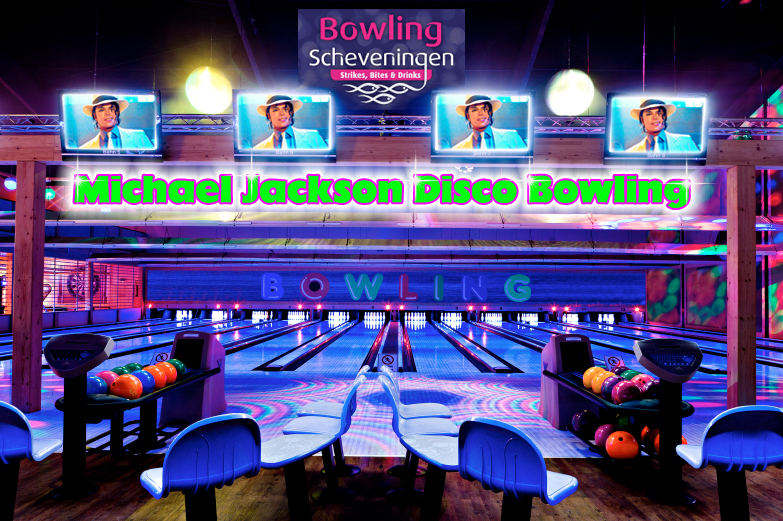Michael Jackson Memorial Day Disco Bowling